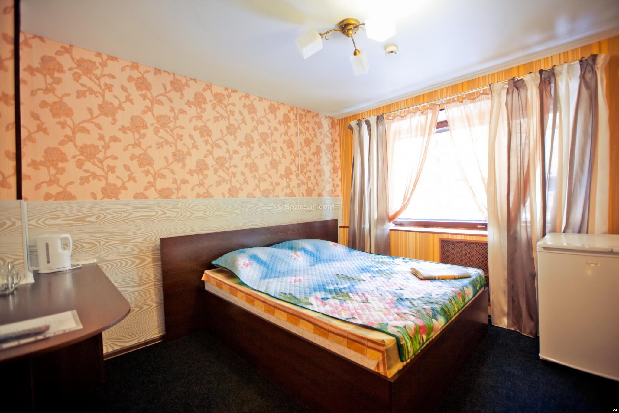 Гостиница Барнаула, где есть кухня в номере