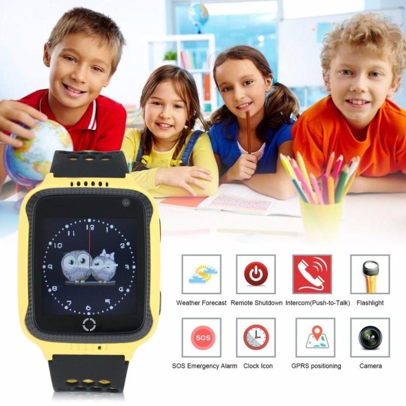 Детские  наручные часы Smart Baby Watch с GPS